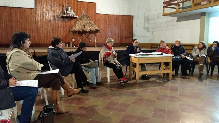 Reunión Asamblea Parroquial