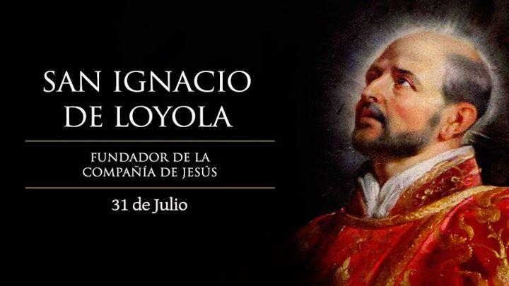 San Ignacio de Loyola – Novena