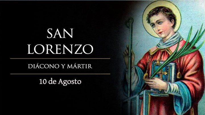 San Lorenzo Mártir – Novena