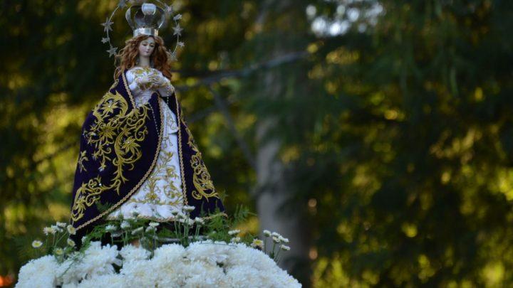 Virgen de Caa Cupé, una comunidad de fiesta en comunión y amor