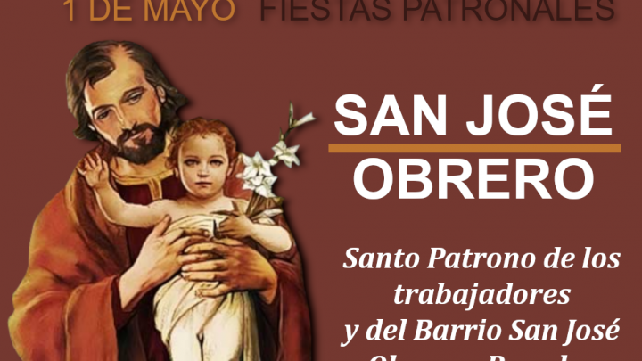 Fiestas Patronales de San José Obrero 2019