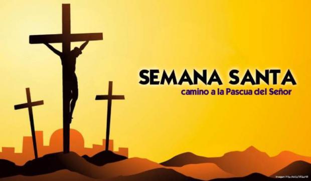 Programa de Actividades de Semana Santa 2019