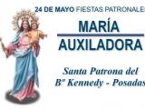 Fiestas Patronales María Auxiliadora 2019