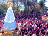 40º Peregrinación Juvenil del NEA a Itatí