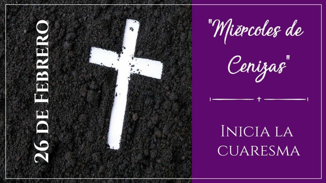 Misa Miércoles de Cenizas 2020