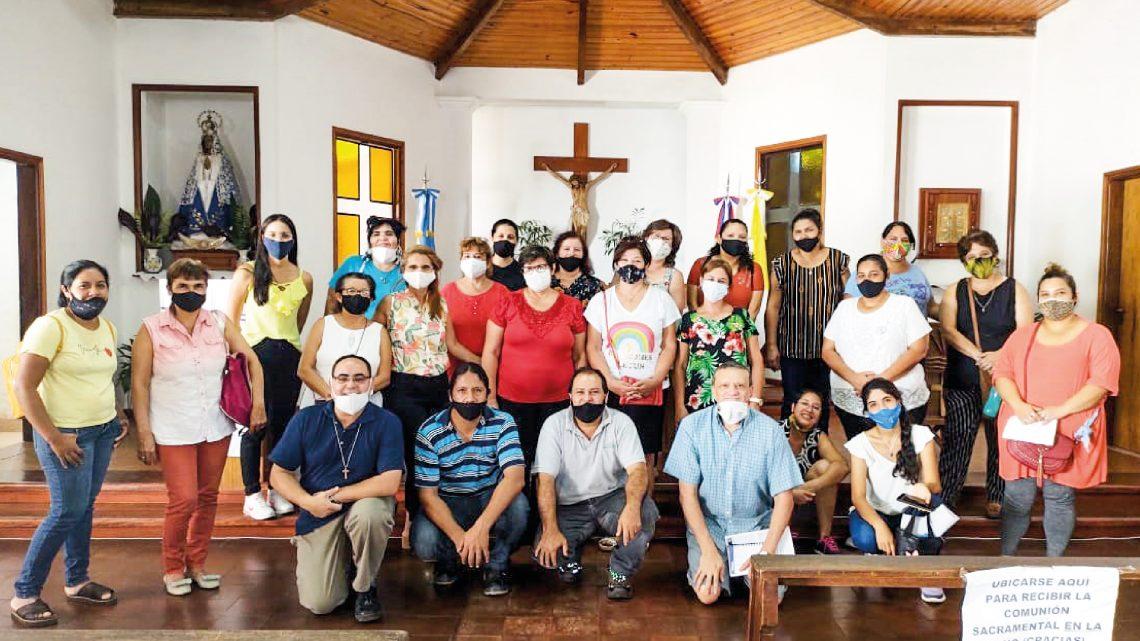 Talleres de formación para catequistas 2021